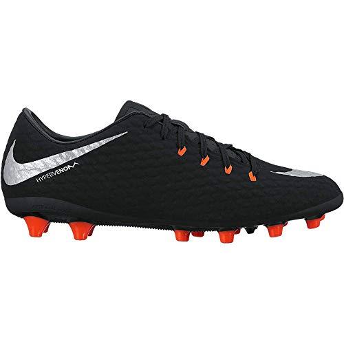 Nike Herren Fußballschuhe Kunstrasen 'Hypervenom Phelon 3 (AG-Pro)', Größe:7.5