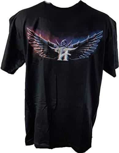 Hammerfall - T-Shirt Any Festival Necessary 2010 (in L)
