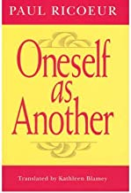Oneself as Another (Paperback) - Common