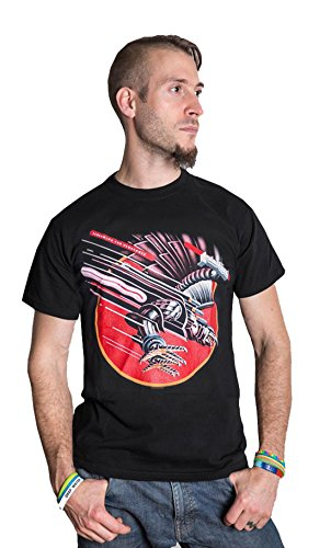 Judas Priest Screaming for Vengeance Rock offiziell Männer T-Shirt Herren (X-Large)