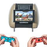 Interrupteur de support de voiture, support de support d'appui-tête de voiture TFY pour Game Machine Nintendo Switch