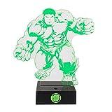Abysse Corp GIFPAL194 Hulk Tisch Lampe Marvel 25 x 25 x 8 cm