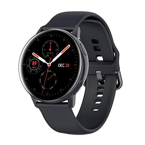 Huante SG2 Smart Watch, Farbbildschirm, HD-Druck, Herzfrequenz, Blutdruck, Schlafüberwachung, Trainings-Tracking-Uhr