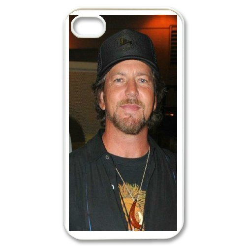 Custom Case Pearl Jam Band For iPhone 4,4S Q2Y5543350