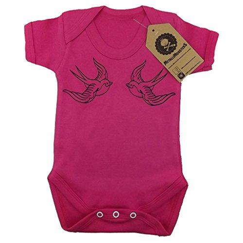 Metallimonsters rondini, colore: rosa baby rosa rosa 12 - 18 mesi