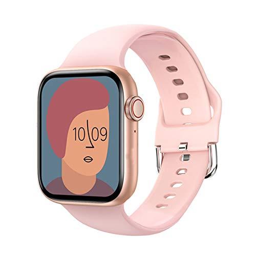 Nuevo Reloj Inteligente 2021 T800 Man Lady Bluetooth Llamada DIY DIAL 1.7 IP67 A Prueba De Agua PK W26 W46 W56 Series 6 para iOS Android,B
