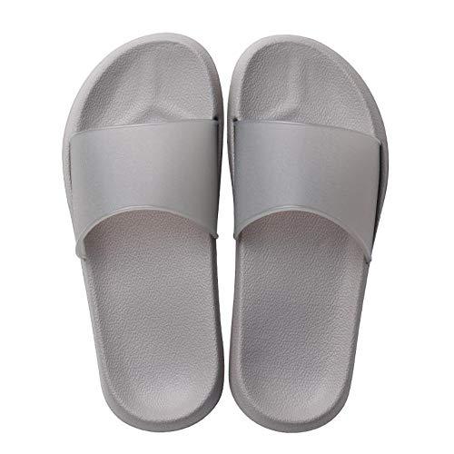 WDDNTX Flip Flops Vrouwen Pantoffels zomer Folies Kleur Home Slippers Platform Dicker Rubberen zool Sandalen Damesschoenen