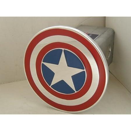 Captain America Hitch Cover