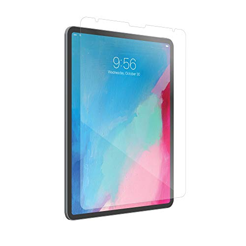 ZAGG InvisibleShield Glass Plus - Tempered Glass Screen Protector Made for The Apple iPad Pro 11 inch - Clear