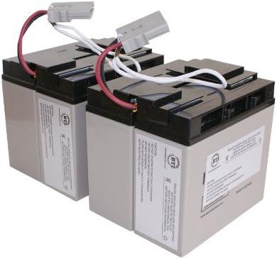 Battery Tech RBC55-SLA55-BTI Replacement UPS Battery