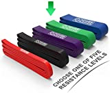 POWER GUIDANCE Pull Up Assist Bands - Stretch Resistance Band - Mobility Band - Powerlifting Bands -...