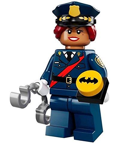 Lego - Mazzo di Statuette - Minifigure Il Batman Movie 71017 - N.06 Barbara Gordon