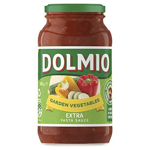 Dolmio Extra Garden Vegetables Pasta Sauce, 500 g