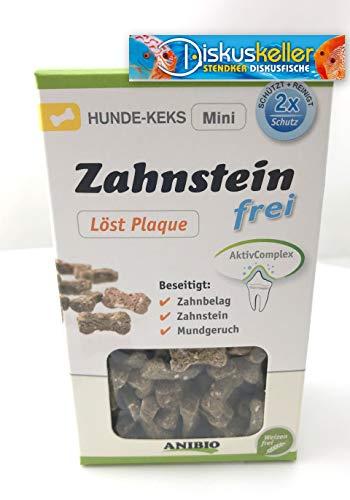 Anibio Zahnstein-frei Mini Keks, Knuppies 190g