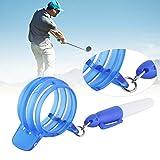 Zwinner Marcador de línea de Pelota, Marcador de línea de Pelota de Golf Útil para Herramientas de Golf para Uso General para Uso Profesional en Golf(Blue, Polar Animals)