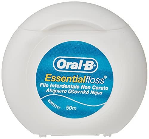 Oral-B Essential Floss Seda Dental Menta - 50 m