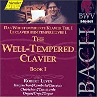 The Well-Tempered Clavier: Book 1 (2000-07-25)