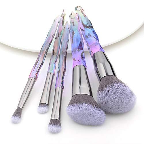 DAIMINNN Pinceau de Maquillage Set Foundation Foundation Eye Blush Brush Kit de Pinceau de Maquillage cosmétique Outil Applicateur d'ombre à paupières
