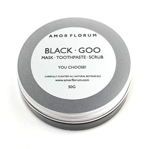 BLACK GOO - PASTA DE LIMPIEZA DE CARBÓN ACTIVADO con Aceite