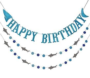 Best happy birthday shark Reviews