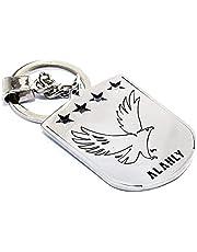 Al Ahly SC Car key chain - stainless steel keychain