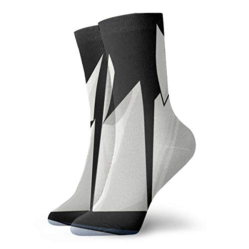 artyly Yacht Clipart Altes Boot Männer Frauen Athletic Cotton Sportsocken Lässig Atmungsaktive Tab Socke 30 cm