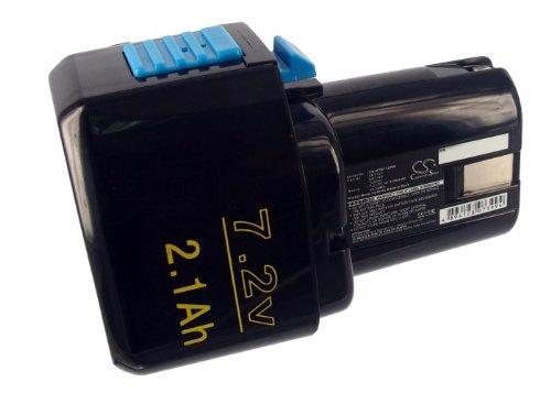 Cameron Sino 2100mAh/15.12wh batteria di sostituzione per HITACHI DN7DT