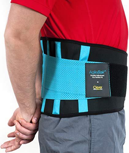 Faja Lumbar para la Espalda - Doble Ajuste