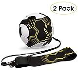 U&X Kick Trainer, Aide à l'entraînement de Football pour Enfants et Adultes Entraînement Solo Convient pour Les Ballons de Football de Taille 3, 4, 5