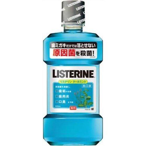 薬用リステリン クールミント 500ml ×10個セット