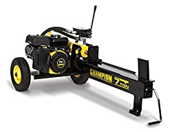 10 Best Gas-powered Log Splitters