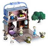 Official Disney Elsa Micro Playset, Disney Animators 'Collection Littles