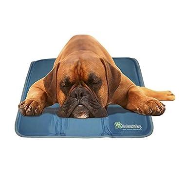 The Green Pet Shop Self Cooling Pet Pad, Medium/Large