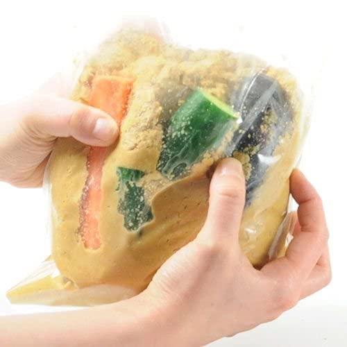 祇園ばんや【ぬかの花お試しパック+専用補充ぬか】初めてのぬか床 無農薬 無添加 有機JAS米使用 14種の贅沢素材 半年以上熟成 簡単 説明本付き