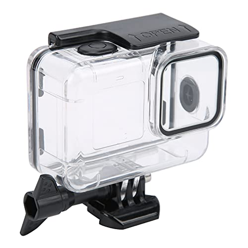 Xndz Carcasa de la Carcasa de la cámara, portátil Protector de la Carcasa de la cámara para Nadar