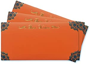 Amazon Pay Gift Card - Gift Envelope | Orange | Pack of 3