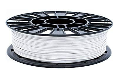 United Chargers White 3D PETG Printing Filament