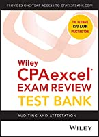 Wiley CPAexcel Exam Review 2020 Test Bank: Auditing and Attestation (1-year access)