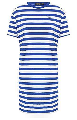 Polo Ralph Lauren - Vestido para mujer con logo a rayas