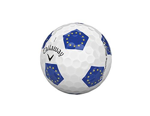 Callaway Golf Une Douzaine Chrome Doux 18Union Européenne...