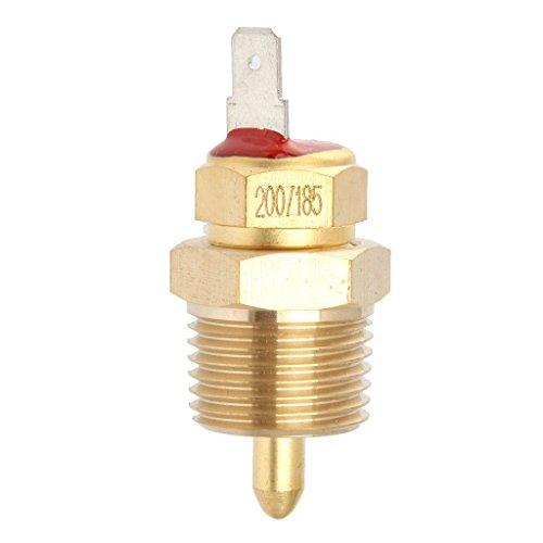 Amazingli 200A 185Grado eléctrica ventilador de refrigeración del motor Sensor de temperatura del termostato interruptor