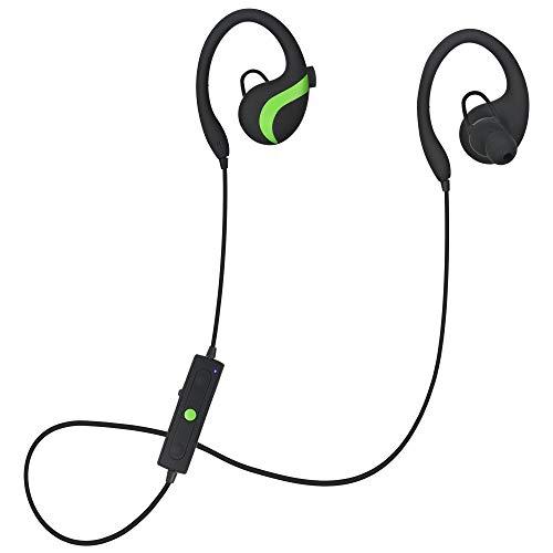 Baiyi Bluetooth-hoofdtelefoon, draadloos, sport, stereogeluid, ondersteunt het afspelen van muziek zonder verlies.