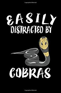 Easily Distracted By Cobras: Animal Nature Collection