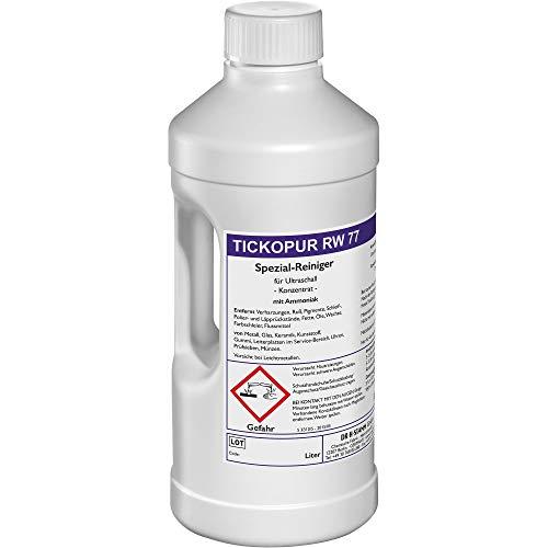TICKOPUR RW 77 Ultraschallreiniger Reinigungs-Konzentrat 2 Liter