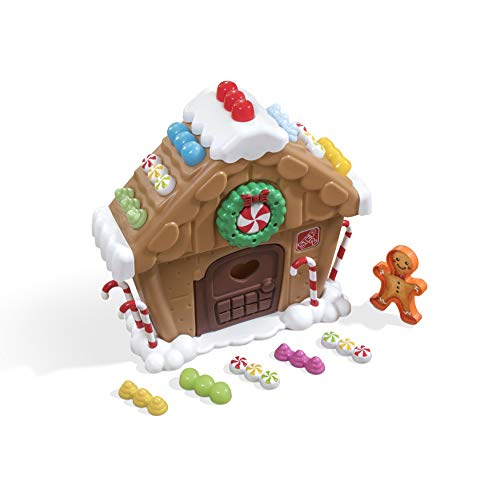 Step2 My First Gingerbread House