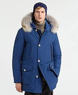 (ウールリッチ) WOOLRICH Men`s Arctic Parka Detachable Fur - John Rich & Bros メンズアークティックパーカー着脱式ファージョンリッチ&ブラザーズ(並行輸入品)