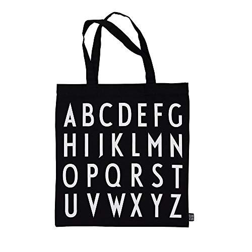 Design Letters Tragetasche ABC
