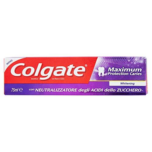 Colgate Dentifricio Max Protection White Ml75