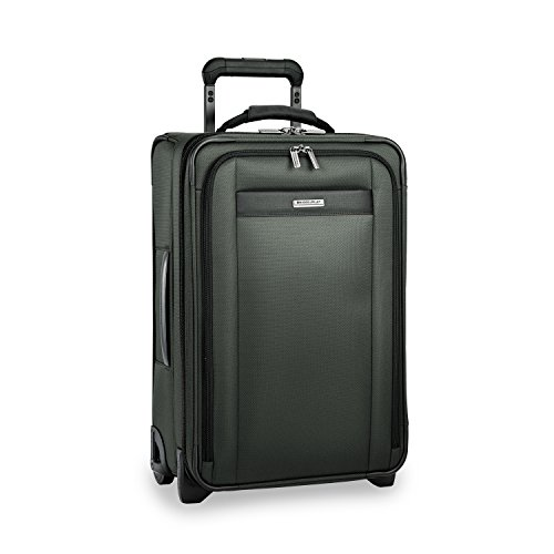 Briggs & Riley Transcend-Softside Expandable Tall Carry-On Upright Luggage,...