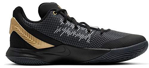Nike Men's Kyrie Flytrap II Basketball Shoe Black/Metallic...